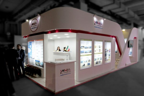 YASNA Group Exhibition Stands Builder Booth Design In IRAN